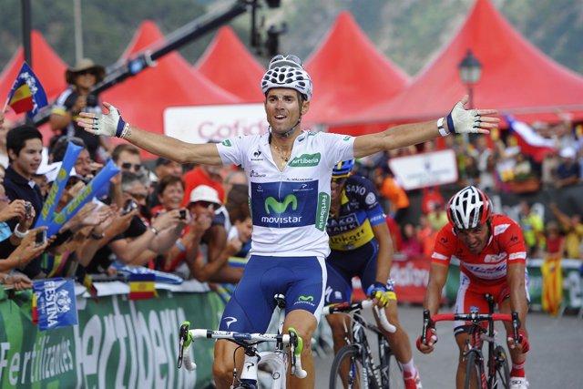 Alejandro Valverde Purito Rodríguez Alberto Contador Vuelta España