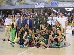 El Unicaja se hace con su octava Copa de Andalucía