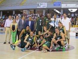 Baloncesto.- El Unicaja gana su octava Copa Andalucía tras vencer al Cajasol