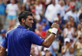Tenis/US Open.- (Previa) Djokovic quiere repetir título y Murray seguir celebrando el 'oro' de Londres