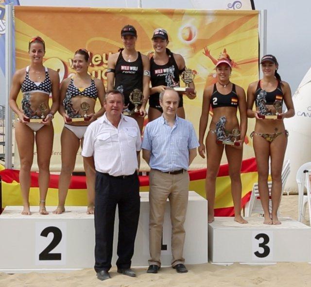 Campeonato de España de Vóley Playa