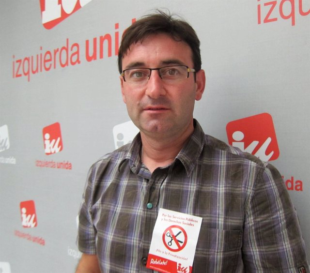 Daniel Martínez, IU C-LM