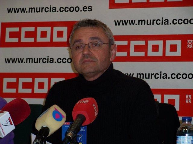 Pedro Manuel Vicente de CCOO