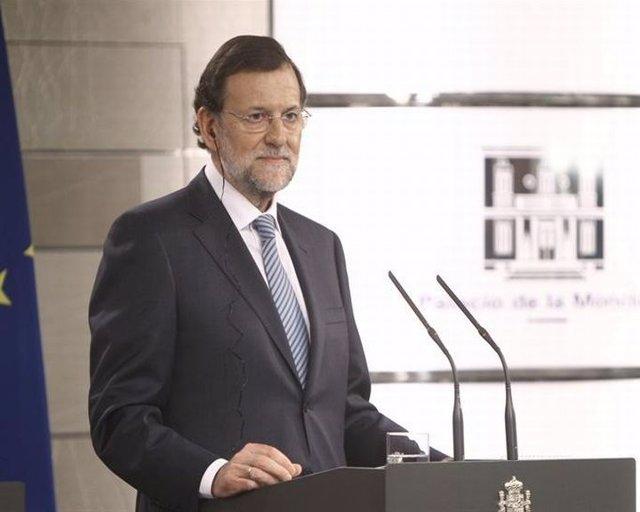 Rajoy dice que no hay novedades sobre el rescate