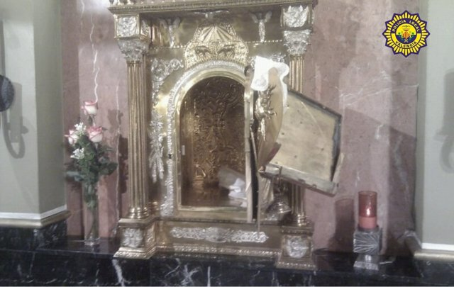 Iglesia De San Isidro Tars El Robo