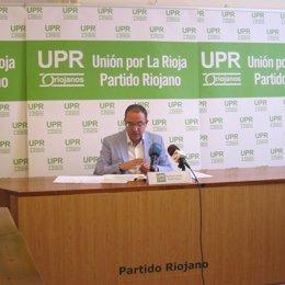 Rubén Gil Trincado, Diputado UPR-Riojanos