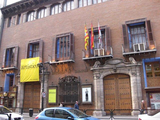 Palacio de Sástago de Zaragoza