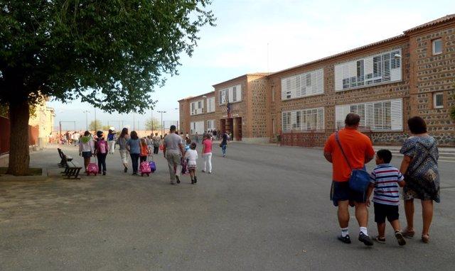 Colegio , niños , curso escolar