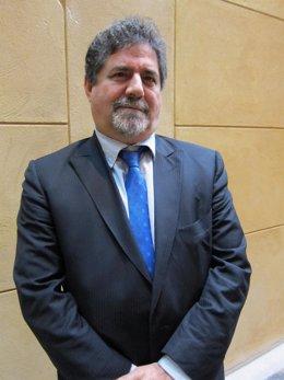 Ramón Laplana, Diputado Del PSOE En Las Cortes De Aragón