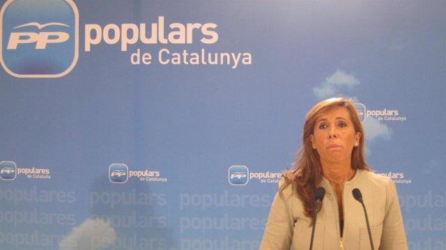 Alicia Sánchez Camacho, PP