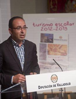 Presentación de actividades de la Diputación de Valladolid para escolares
