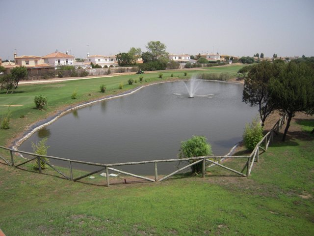 Campo De Golf De Matalascañas (Huelva).