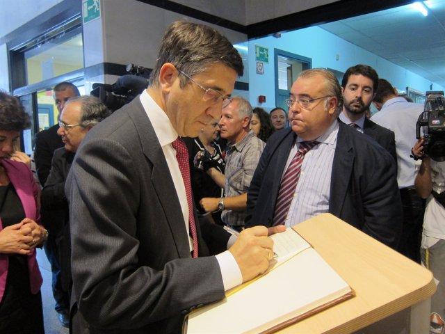 El lehendakari inaugura el curso en la FP vasca