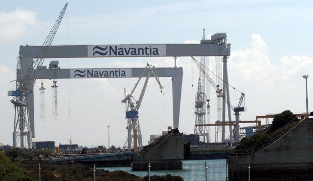 astilleros Navantia
