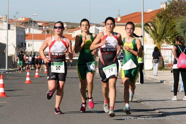 Triatlón En Extremadura