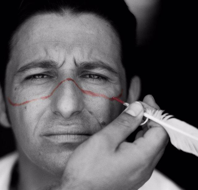 David Palomar homenajea a Chavela Vargas en el Quintero