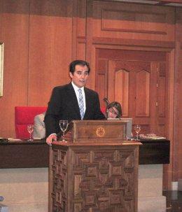 Nieto Durante El Debate Sobre El Estado De La Ciudad