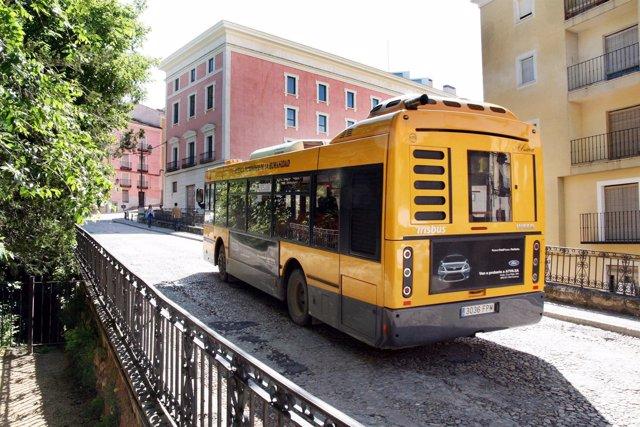 Autobuses de la ciudad de Cuenca