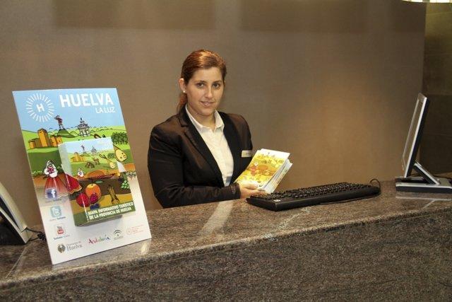 Material Informativo Turístico De La Provincia De Huelva.