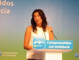 """PP-A pide a Cortés que explique su concepto de """"robo"""" y aclare si jurar el cargo en IU supone """"renegar"""" del Código Penal"""