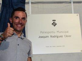 """'Purito' Rodríguez: """"Ya sólo me toca ir a ganar una grande"""""""