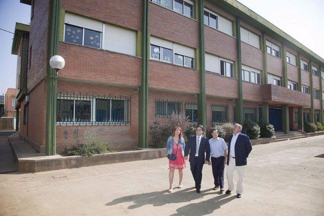 Visita colegios