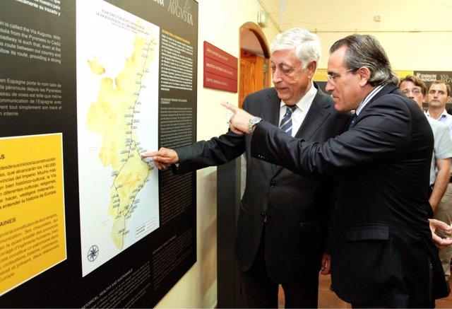 Exposición De La Via Dianium Y Vía Augusta