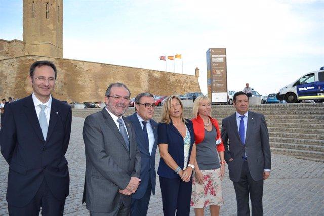 Acto De Presentación De La Diada En Lleida