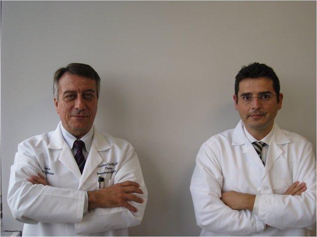 Carlos Cordón-Cardo Y Josep Domingo-Domenech