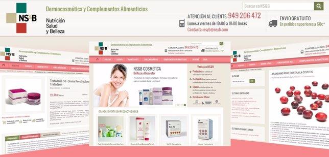Imagen De La Web 'Nsyb.Com'