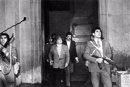 La Justicia chilena confirma el suicidio de Salvador Allende en el aniversario de su muerte