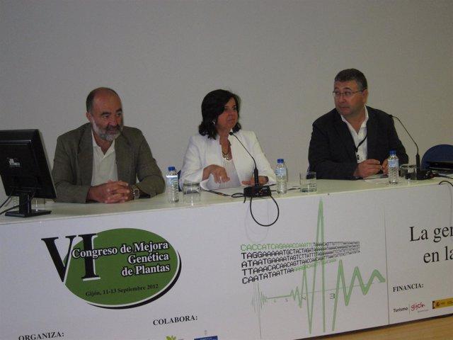 María Jesús Álvarez, Consejera De Agroganadería