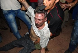 EEUU envía a los marines para reforzar la seguridad de su personal en Libia