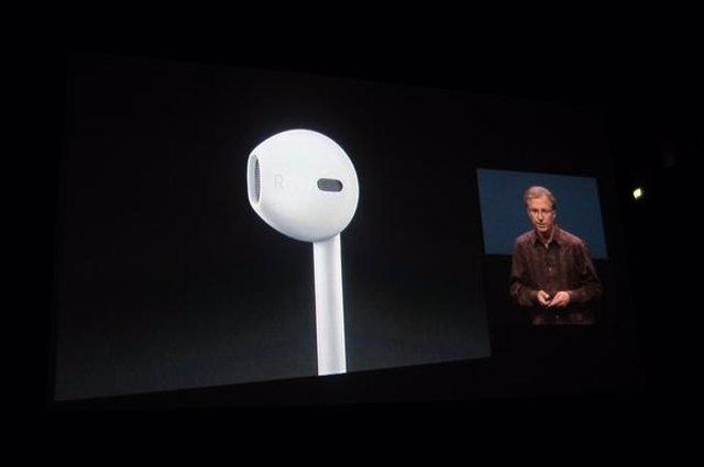 Nuevos EarPods de Apple