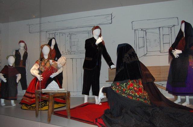 Apertura del Museo Provincial del Traje Popular de Soria