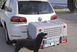Producto Towbox, de la marcha Towcar, de Enganches Aragón
