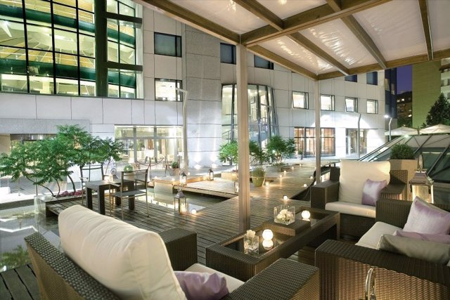 Hotel Sheraton en Madrid