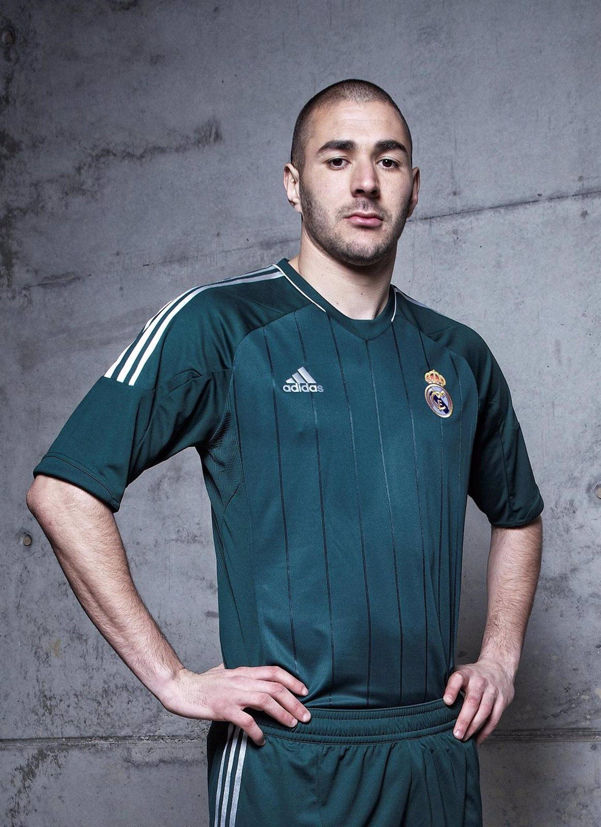 El Real Madrid estrenará su tercera equipación f3e4037e60ab5