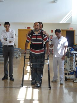 Dispositivo Eksobionics