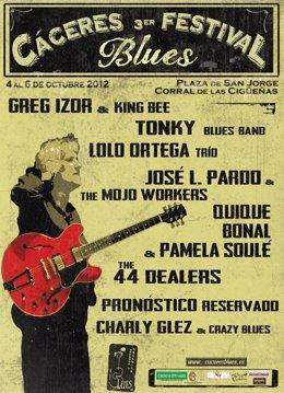 Cáceres Blues