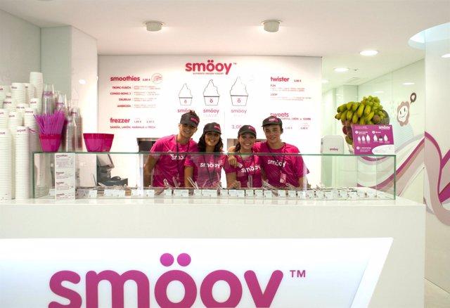 Empleados de Smöoy