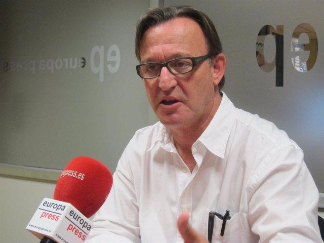 Josep Maria Vila d'Abadal, pte. De la AMI y alcalde de Vic