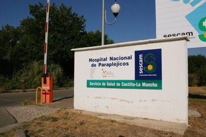 """C-LM.-CORR.-Echániz quiere que el Hospital de Parapléjicos aborde otras patologías y sea """"mejor"""" que Instituto Guttmann"""