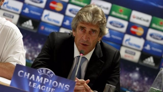 Manuel Pellegrini Málaga Zenit rueda prensa
