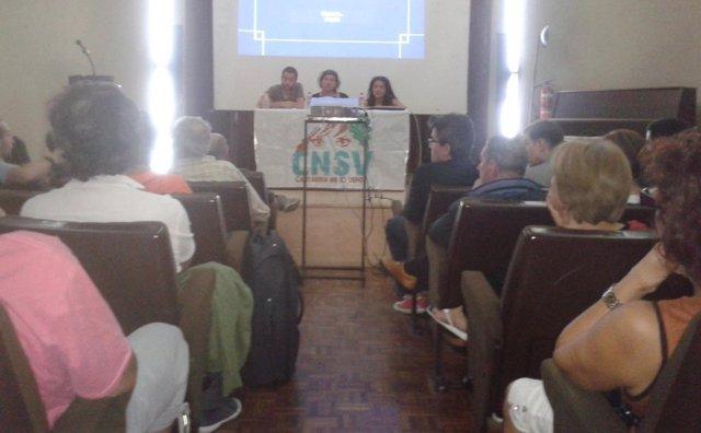 Presentación de CNSV