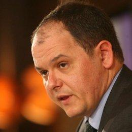 Secretario de Estado de Economía, David Vegara