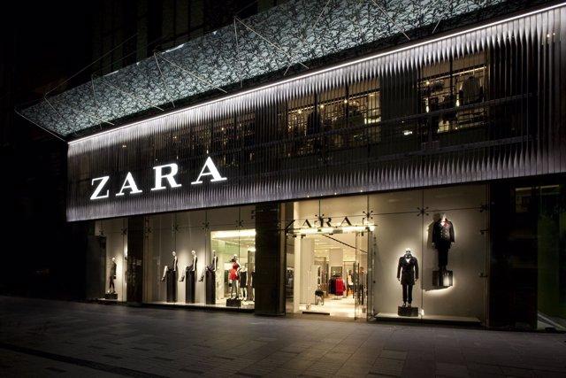 Nueva Tienda De Zara En Sidney
