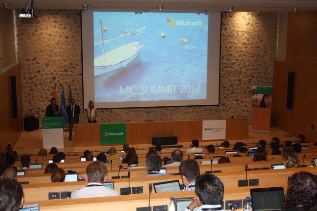 Cumbre De Microsoft En Palma