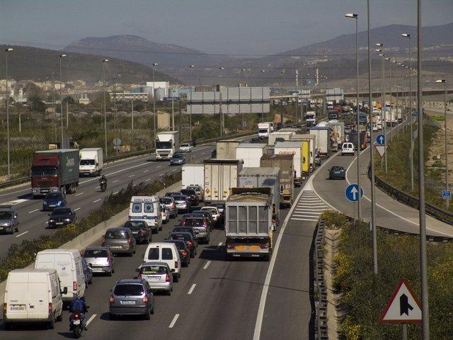 Autopista Catalunya, Carreteras