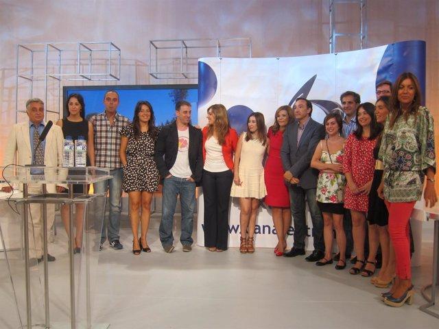 Presentación Canal Extremadura